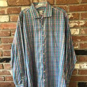 Peter Millar long sleeved shirt